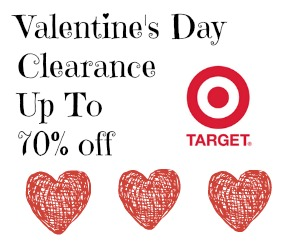 valentines day clearance