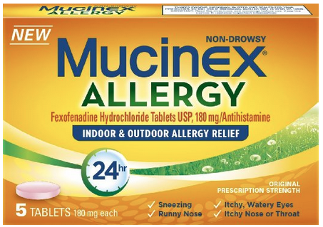 Mucinex Money Maker Deals!