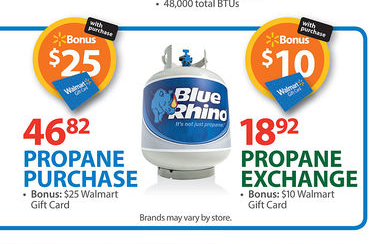 Blue Rhino Propane Tank Coupons