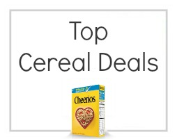 Top Cereal Deals