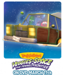 VeggieTales Veggies In Space Giveaway | 6 Winners!