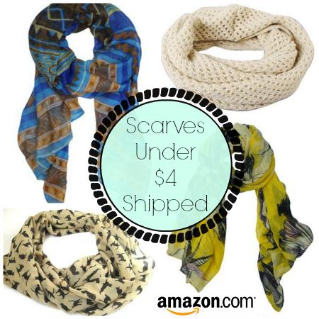 amazon scarves