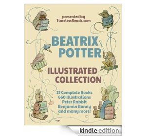 beatrix potter illustrated collection kindle edition