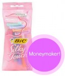 Rite Aid Deal: Bic Silky Touch Razors Moneymaker