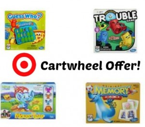 cartwheel offer