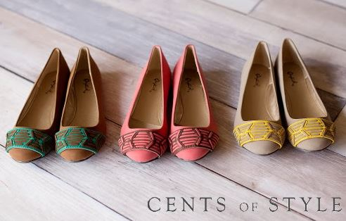 cents of style flat shoes