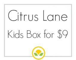 citrus lane