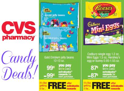 cvs candy deals