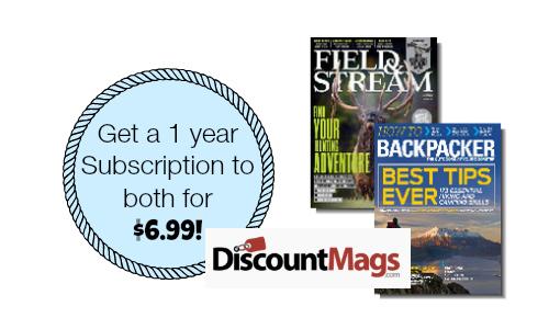 discount mags outdoor bundle
