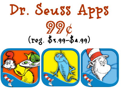 dr. seuss apps
