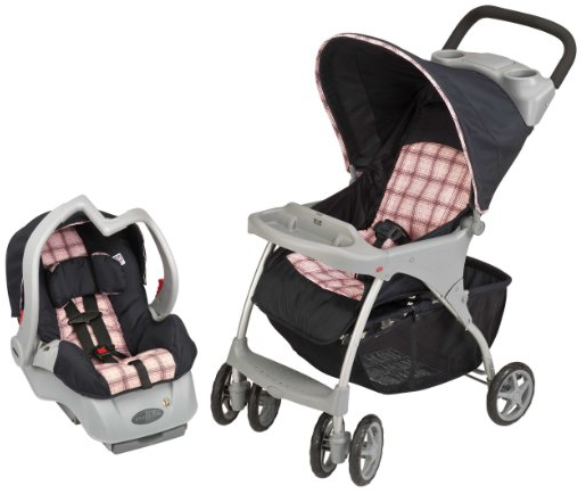 evenflo travel system