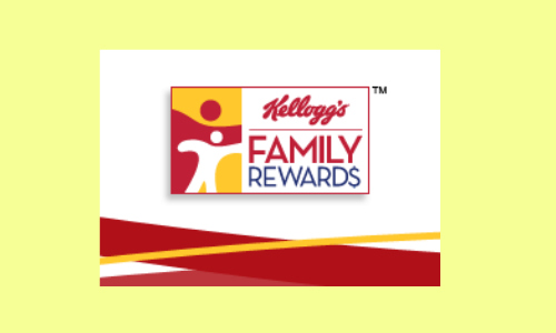 Kellogg's Family Rewards: New Code For 1000 Points