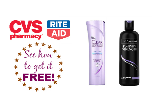 free hair care deal