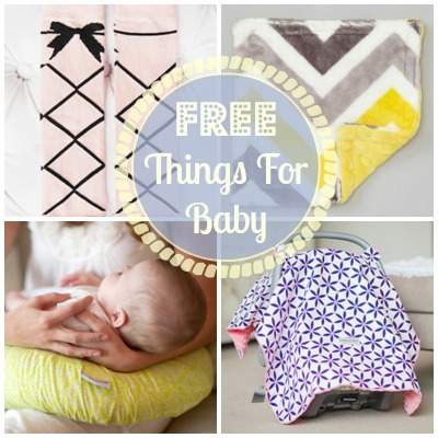 free things for baby