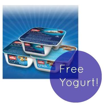 free yogurt