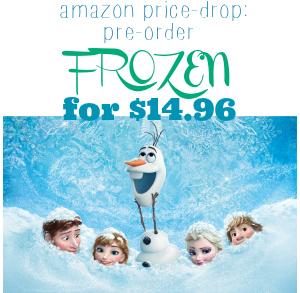 pre-order frozen