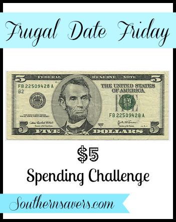 frugal date friday $5 spending challenge