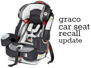 Car Seat Recall Update: Graco Adds 403,000 Car Seats to Recall List
