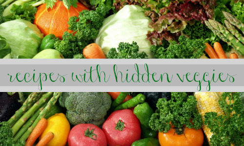 Check out these recipes with hidden veggies that will be both yummy and nutritious for your kids!