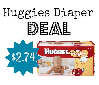 Grab  new $3 off huggies coupon!