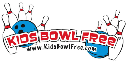 Register your child with Kids Bowl Free and they can bowl for FREE every day this summer!
