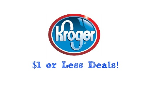 kroger dollar or less