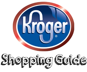 kroger shopping guide