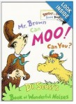 mr brown can moo