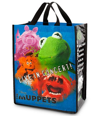 muppets tote