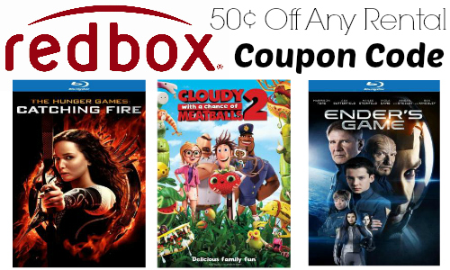 redbox coupon code deal