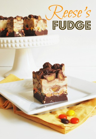 reeses fudge recipe