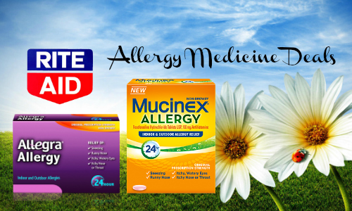 rite aid allergy medicine
