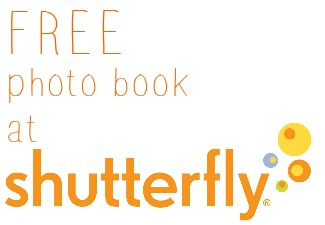 Get a FREE photo book with this Shutterfly coupon code.