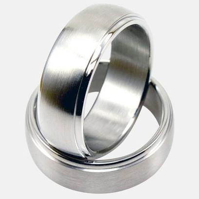 stainless steel tanga rings