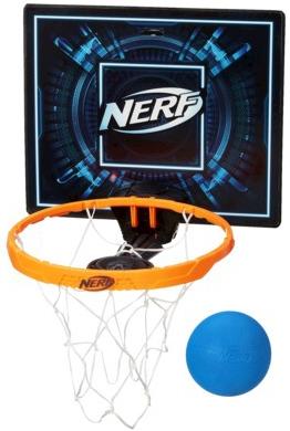 target toy deal nerf cyber hoop set