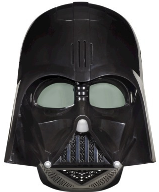 target toy deals darth vader mask