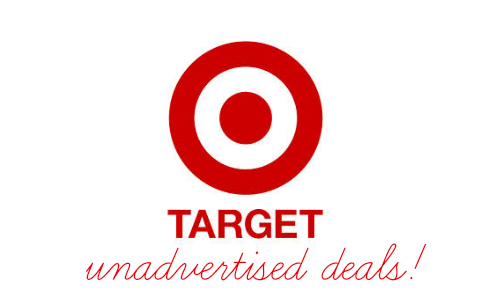 target unadvertised l'oreal hair color