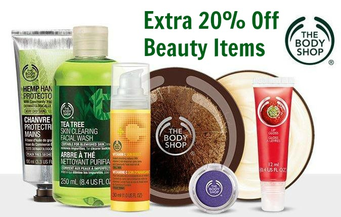 the body shop code