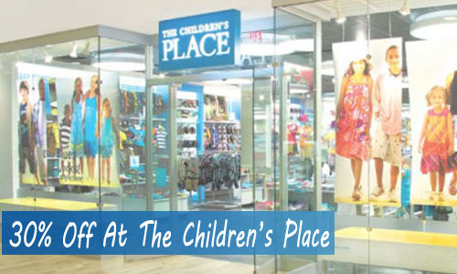 the children's place coupon 2