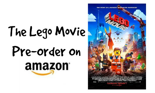 the lego movie preorder