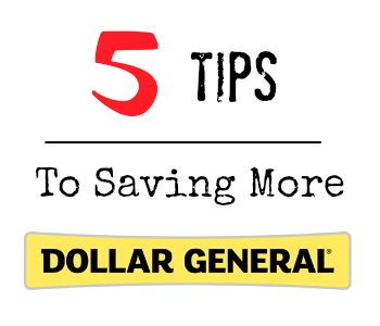 5 tips to save more at dollar general
