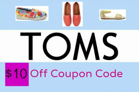 At the same time, customers can use TOMS coupons to save money on products like canvas items, many of which are certified vegan, as well as trendy canvas backpacks, summer beach bags and tortoiseshell shades.