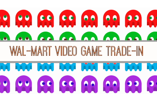 Wal-mart will begin an in-store video game trade-in program on 3/26.