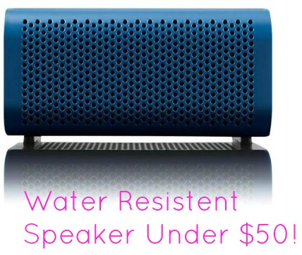 water resistent