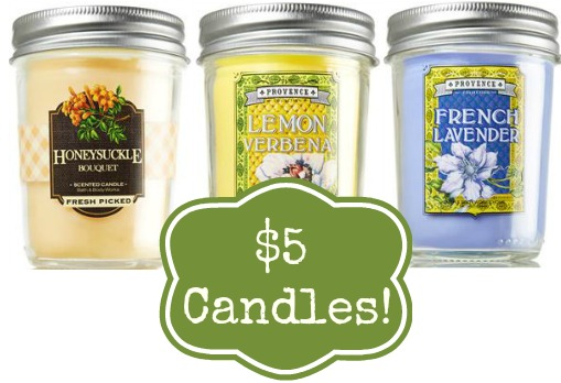 $5 candles