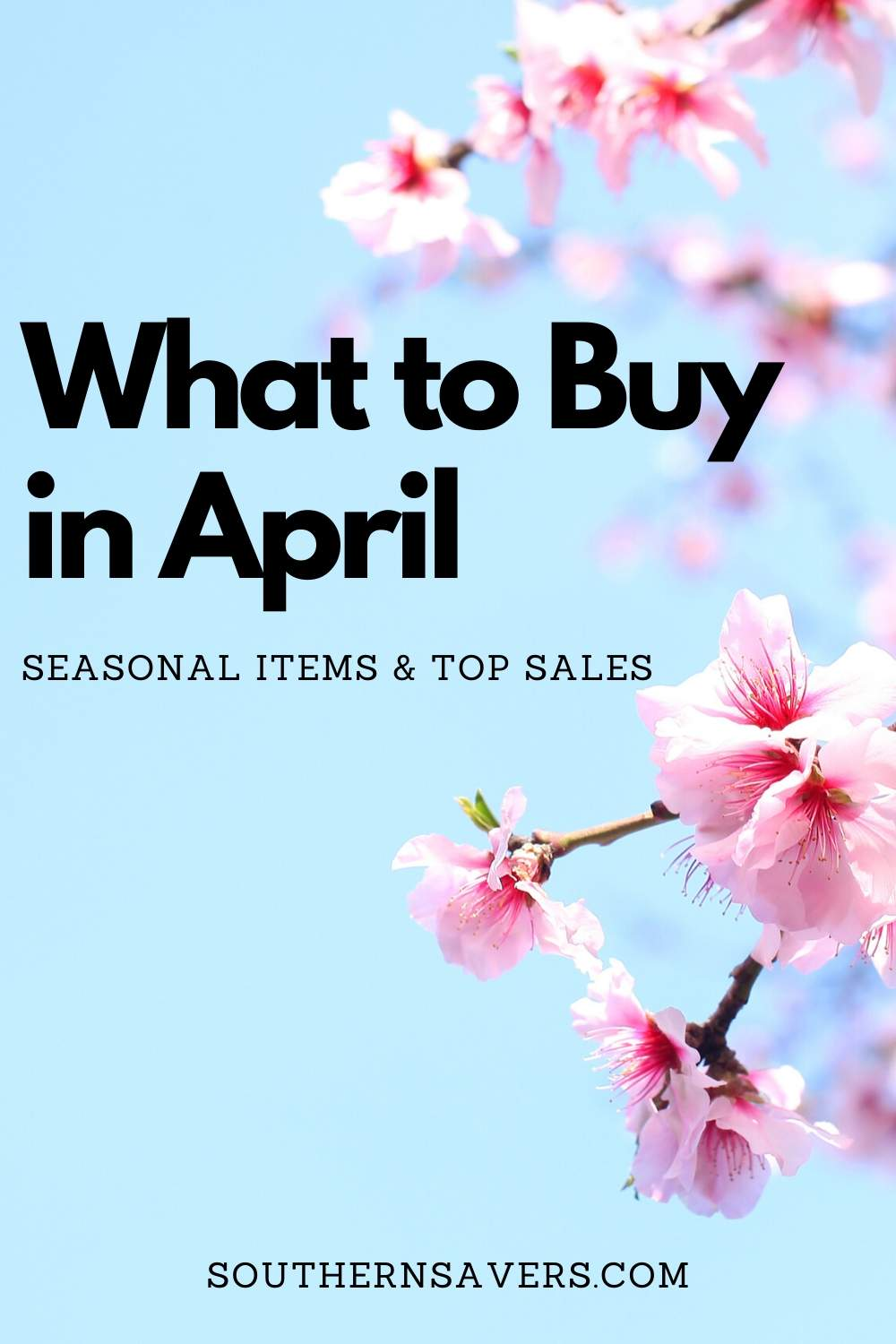 April Grocery Store Trends | What To Buy In April