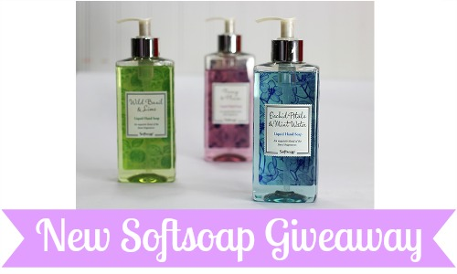 Enter to win the new soap from Softsoap in a giveaway from SouthernSavers.com