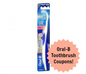 Oral-B Coupons
