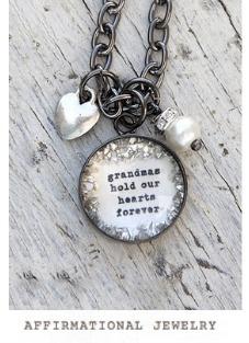 affirmational jewelry