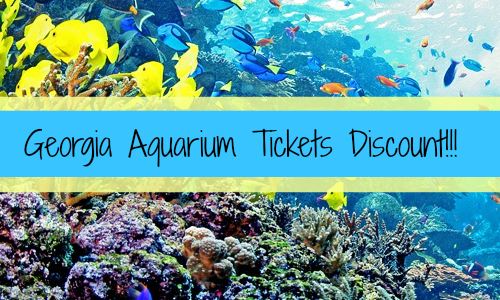 If you're looking for discount tickets to the Georgia Aquarium, you're in luck. You've got a few ways to get in free or on the cheap, no coupon code required. The deals: It's back: On Mondays-Thursdays through October 25, , you can take advantage of the Me & Mommy deal at the Georgia Aquarium.